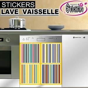 Lave Vaisselle Retro : stickers lave vaisselle r tro france stickers ~ Teatrodelosmanantiales.com Idées de Décoration