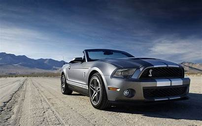 Mustang Shelby Gt Ford Wallpapers Gt500 Cobra