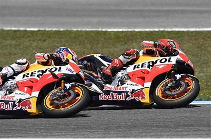 Honda Bull Motogp Racing Repsol Sponsor Team