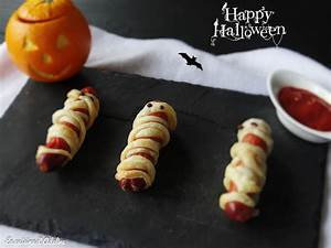 Recette Halloween Salé : knackis momies recette pour halloween la cuisine d 39 adeline ~ Melissatoandfro.com Idées de Décoration