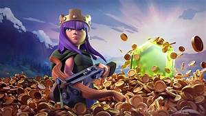 Clash Of Clans Wallpapers and Photos 4K Full HD | Everest Hill
