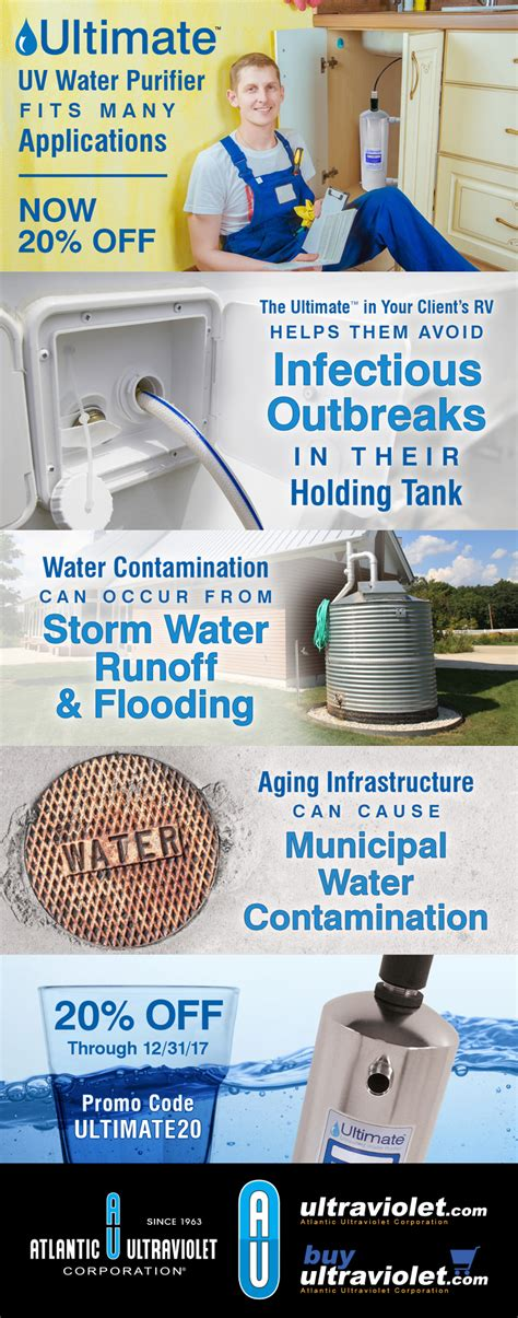 master water conditioning corp uv l ultimate uv water purifier fits many applications now 20