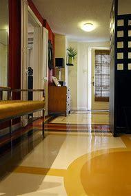 Painted Concrete Floors Living Room