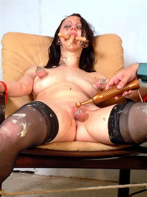 Extreme Sexual Degradation