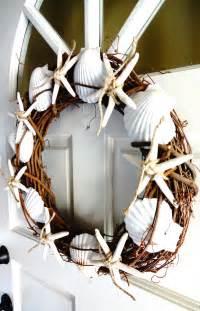 Seashell Wreath