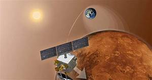 India's First Mission to Mars Set to Arrive at Red Planet