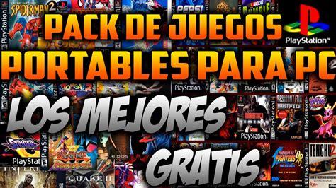 Descargar Pack Juegos Portables Para Pc 2014 Juegos