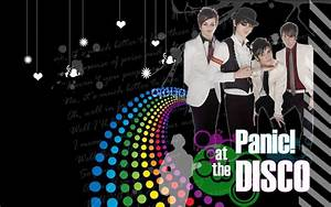 Panic at the Disco Wallpaper by xogymnast4everx3 on DeviantArt