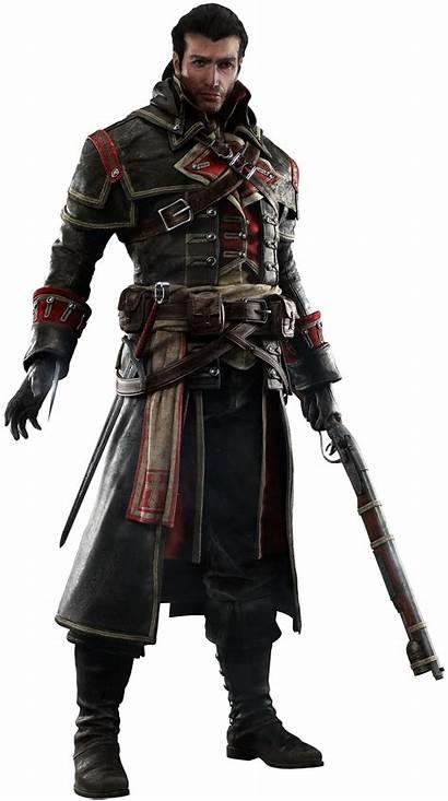 Shay Cormac Creed Assassin History Rogue Ac
