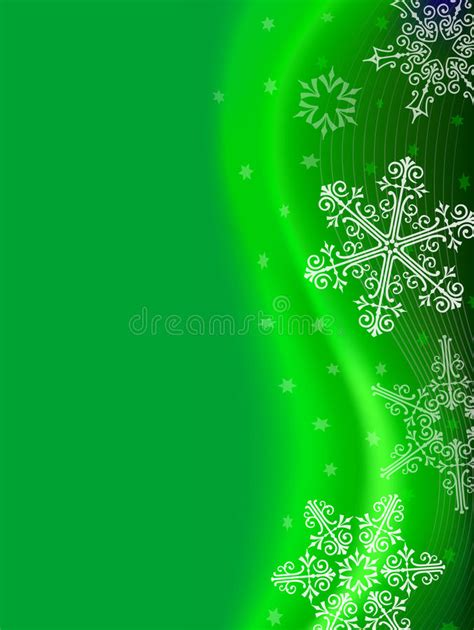 Green Powerpoint Background Stock Images Royalty Free Green Snowflake Background Royalty Free Stock Photos