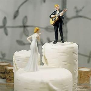 Musique Arrivée Gateau Mariage : figurine gateau mariage musique le specialiste des desserts de mariage ~ Melissatoandfro.com Idées de Décoration