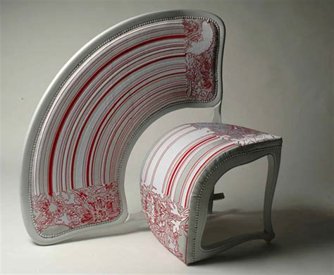 Creative Chairs From Odd Materials : 20 Creative And Unusual Chair Designs