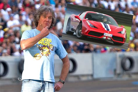 He was born in rochester. James May orders Ferrari 458 Speciale - then Clarkson punches a producer