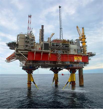 Dong Cable Siri Platform Oil Marine Structure