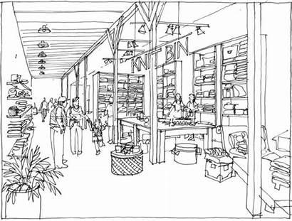 Drawing Interior Jimleggitt Typepad Space