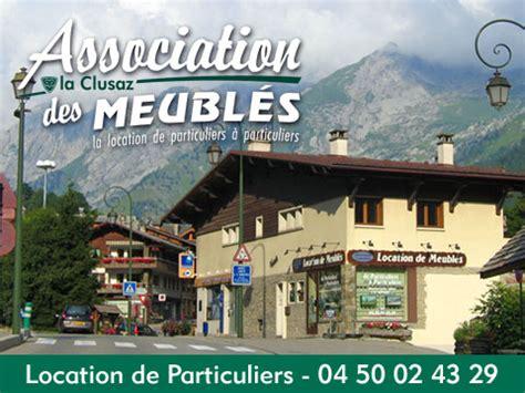 Association Des Meubles La Clusaz H 233 Bergement Location La Clusaz Haute Savoie