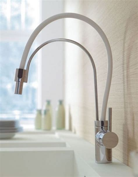 Designer Kitchen Faucets by Innovative Kitchen Sink And Faucet Designs For Modern