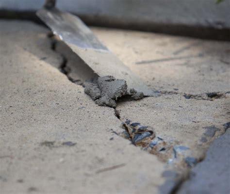 repair cracks  concrete fix large cracks  concrete