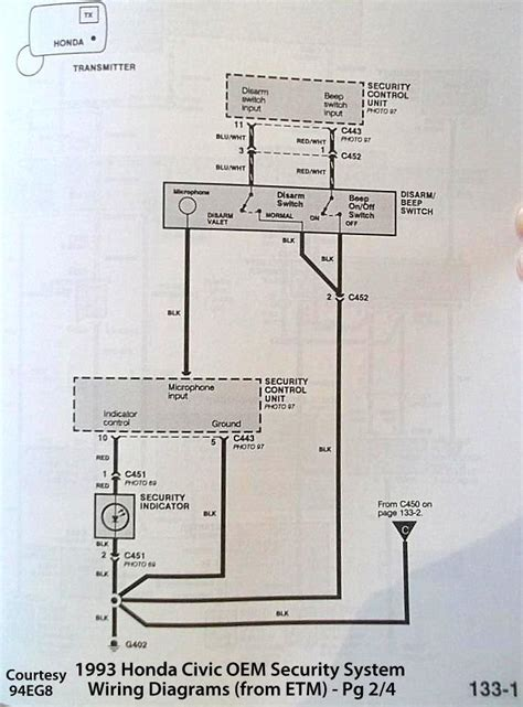 92 accord ex security system wiring diagram needed asap
