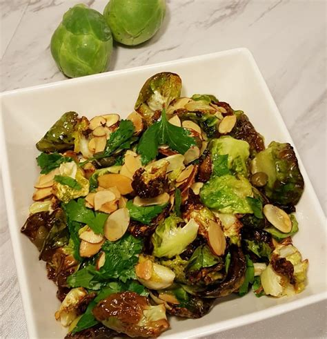 sprouts air fryer brussels cleo hollywood recipe recipes sprout thisoldgal keyingredient brussel fried keyword ingredient enter