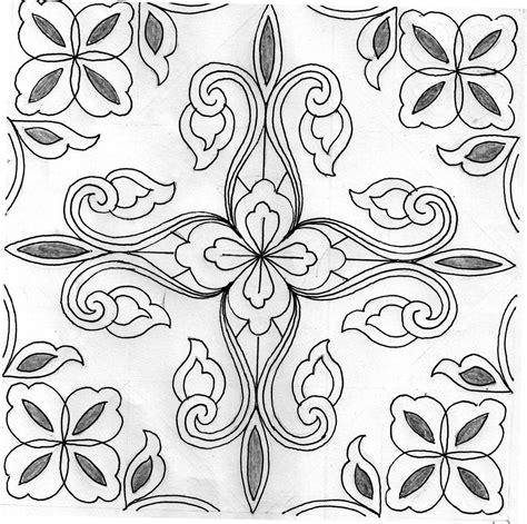 Batik Putih Mewarnai Hitam