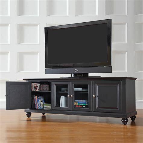 low profile tv stand crosley cambridge 60 quot low profile tv stand by oj commerce 349 00 471 04