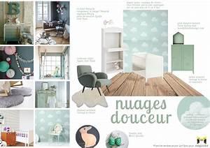 decoration chambre de bebe l39atelier azimute With planche de tendance mode