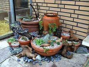 Deko Für Steingarten : hitze unterm dach der terrasse welche pflanzen vertragen ~ Michelbontemps.com Haus und Dekorationen