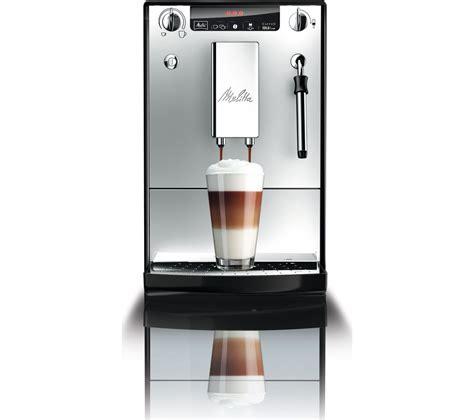 caffeo melitta buy melitta caffeo milk e953 102 bean to cup coffee machine silver free delivery currys