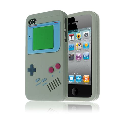 BOY GAME CONSOLE INSPIRED CASE FOR iPhone 4S 4 RETRO STYLE ...