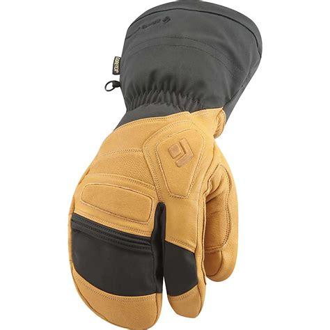 Black Diamond Guide Finger Glove Moosejaw