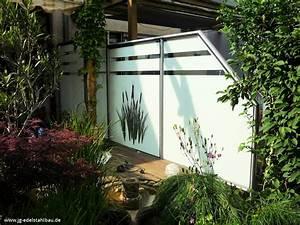 Trennwände Für Terrassen : beste von terrassen sichtschutz glas haus design ideen ~ Michelbontemps.com Haus und Dekorationen