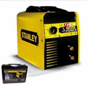 Poste A Souder Stanley : poste souder stanley star 4000 poste souder l 39 arc ~ Dailycaller-alerts.com Idées de Décoration