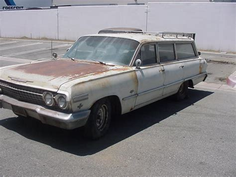 1963 Impala Station Wagon For Sale In United States