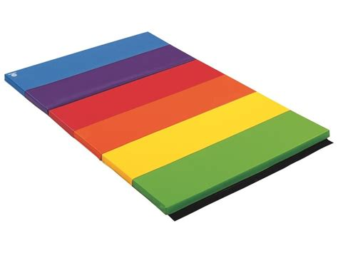 tapis d 201 volution multicolores 180 x 120 cm pliable en 3 wesco pro