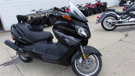 2004 Suzuki Burgman 650 by 2004 Suzuki Burgman 650 Scooter For Sale In Michigan U4064