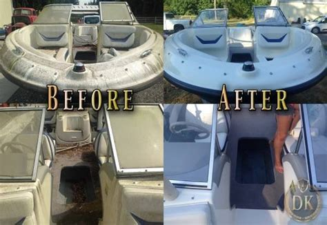 Boat Detailing by The Hull Boating And Fishing Forum Detailkingsnw