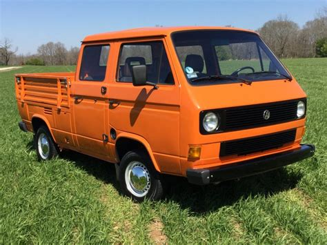t3 vw no reserve 1985 volkswagen t3 doka diesel 4 speed for