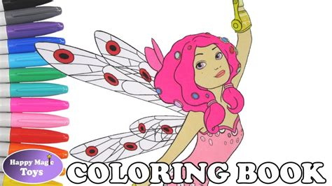 Mia And Me Coloring Book Pages Mia Me Coloring Page Mia