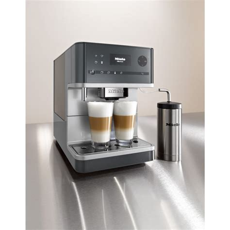 Miele CM 6310 Coffee System (Black)