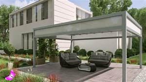 Terrassengestaltung Ideen Beispiele : terrassengestaltung beispiele youtube ~ Frokenaadalensverden.com Haus und Dekorationen