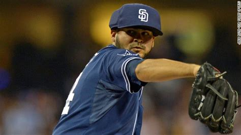 With cap, Alex Torres makes pitch for baseball safety ...
