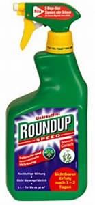 Roundup Speed Unkrautfrei : roundup unkrautvernichter g nstig kaufen d nger shop ~ Michelbontemps.com Haus und Dekorationen