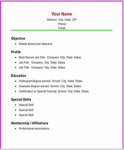 25 best ideas about chronological resume template on With chronological resume builder