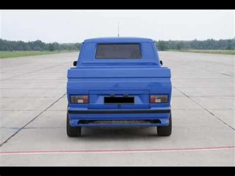 vw bus t3 vanagon t25 bodykit youtube
