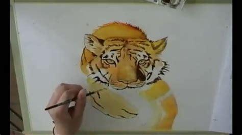 disegnare una tigre  youtube
