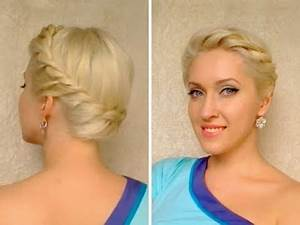 Easy up do hairstyles for long hair