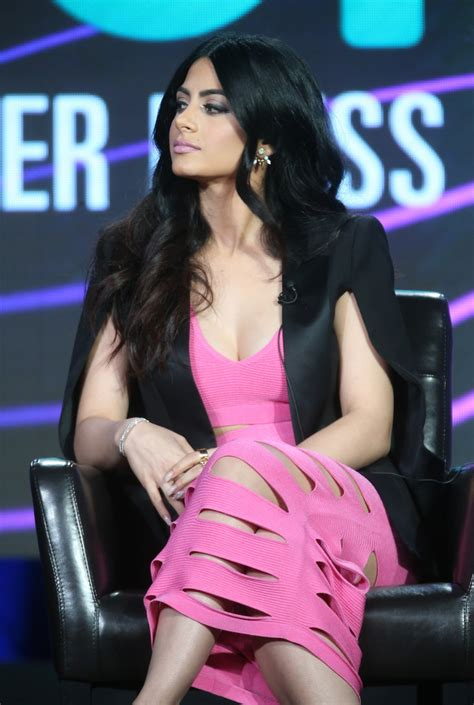 pictures  american actress model emeraude toubia