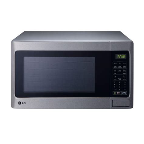 lg microwave reviews countertop lg electronics 1 5 cu ft countertop microwave in