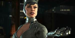 Injustice 2 Catwoman Gameplay Trailer Released